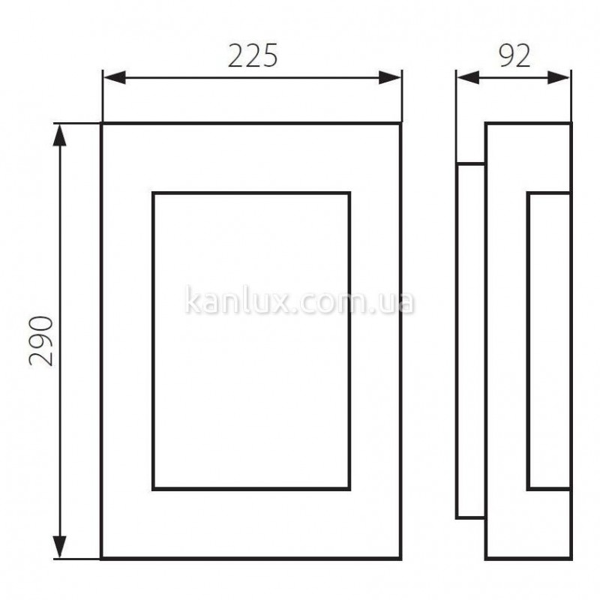 Kanlux Vitam EL-60 (04865)