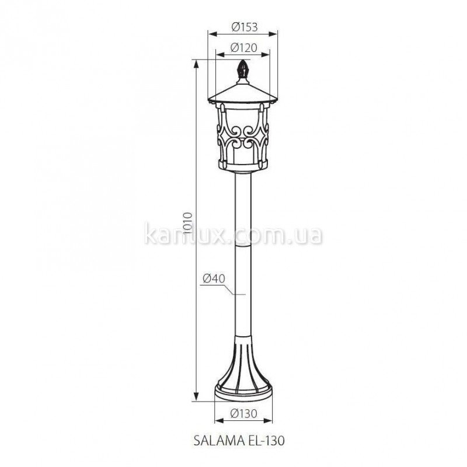 Kanlux Salama EL-130 (08624)