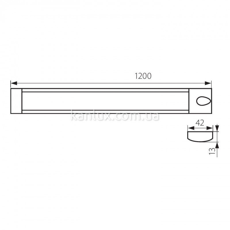Kanlux Lincy LED 120 (23673)